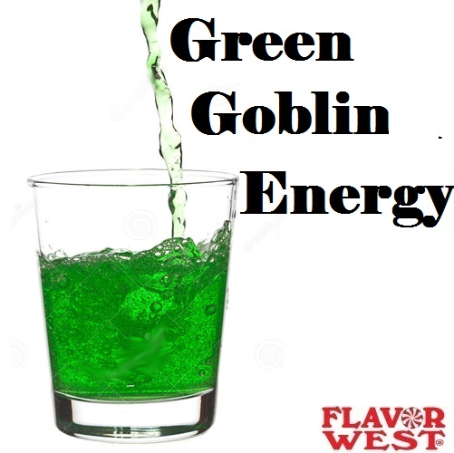 Aroma FLAVOR WEST Green Goblin Energy 10ml (nº29)